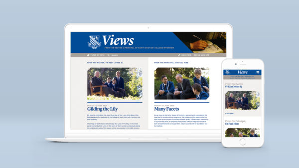 Riverview Views Principal & Rector Newsletter