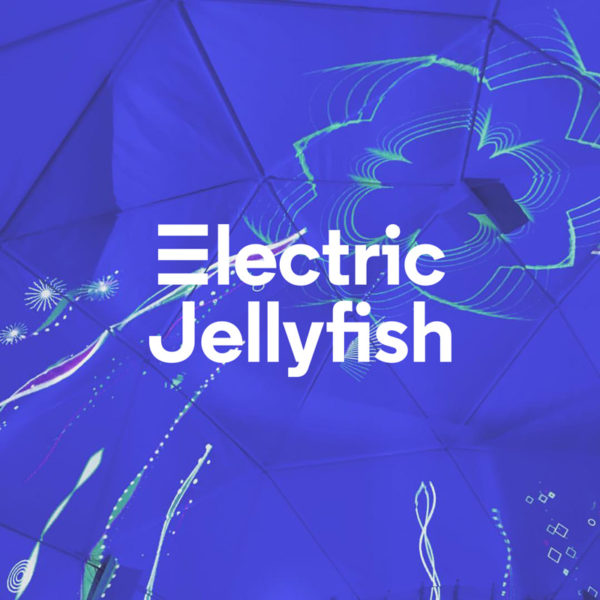 Vivid Sydney Electric Jellyfish