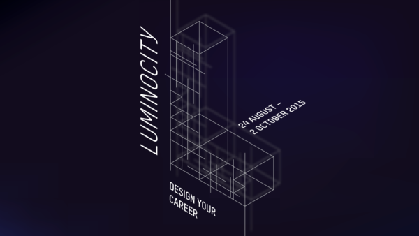 UNSW Luminocity Exhibition 2015 motion graphics