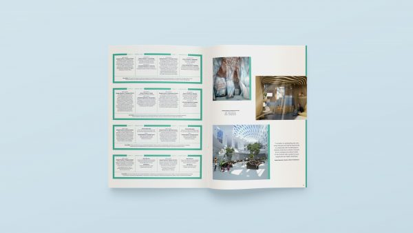 UNSW Publications | Built Environment brochure