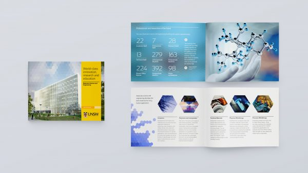 UNSW Publications | Materials Science brochure