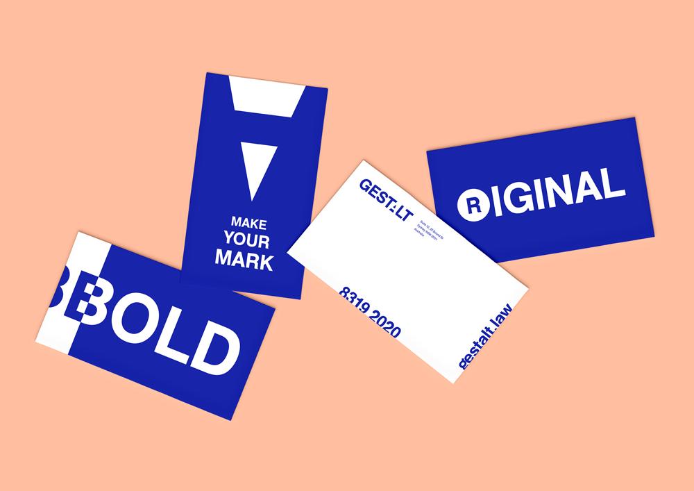 Gestalt Identity | Branding Trends of 2016 | Equilibrium Design
