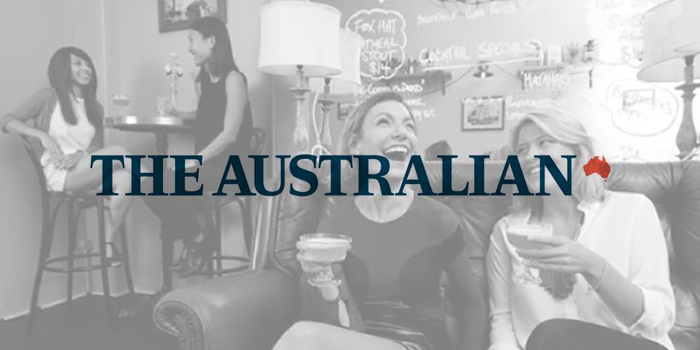 NxN Featured in The Australian